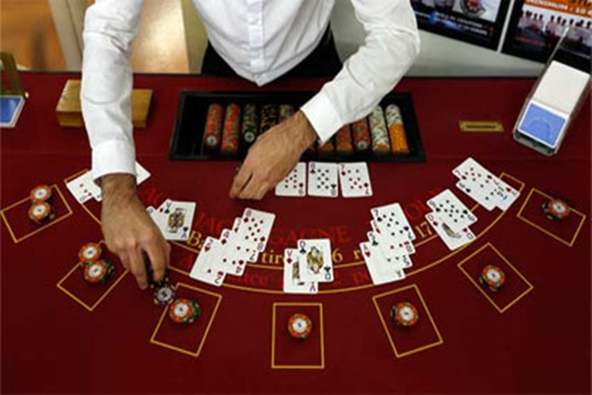 All Concerning Gambling