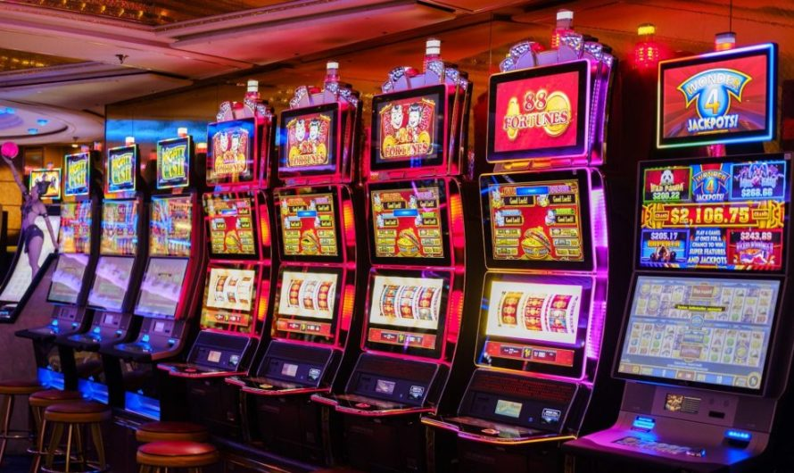 Fascinating Factoids I Bet You Never Heard About Slot