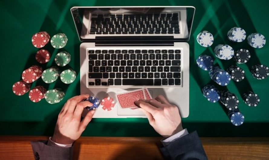 Online Casino This Is What Professionals Do