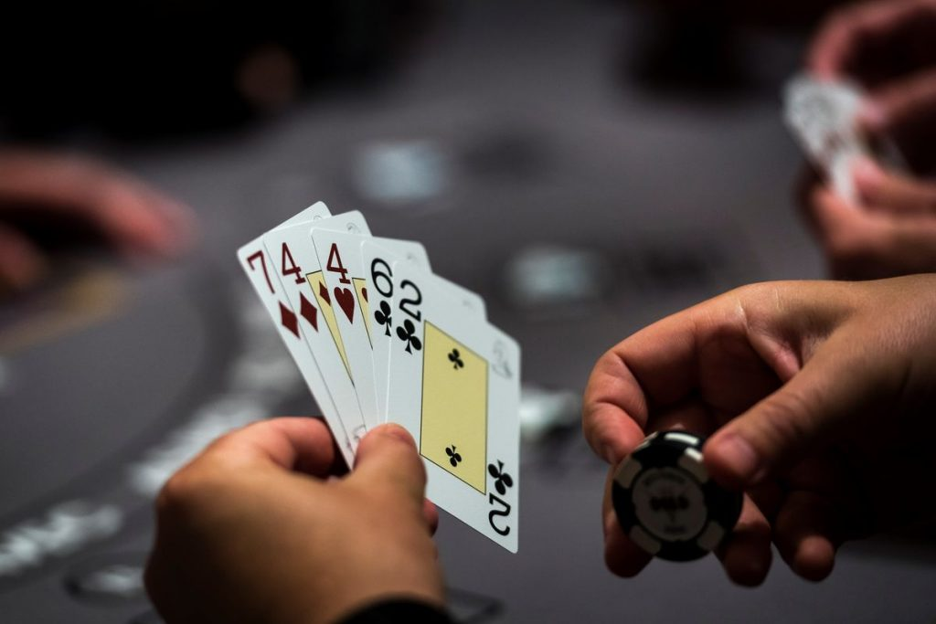 The Quickest & Easiest Solution to Poker